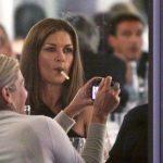 Catherine Zeta Jones fumait auparavant