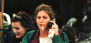 Jennifer Aniston une des celebrites de la série Friends