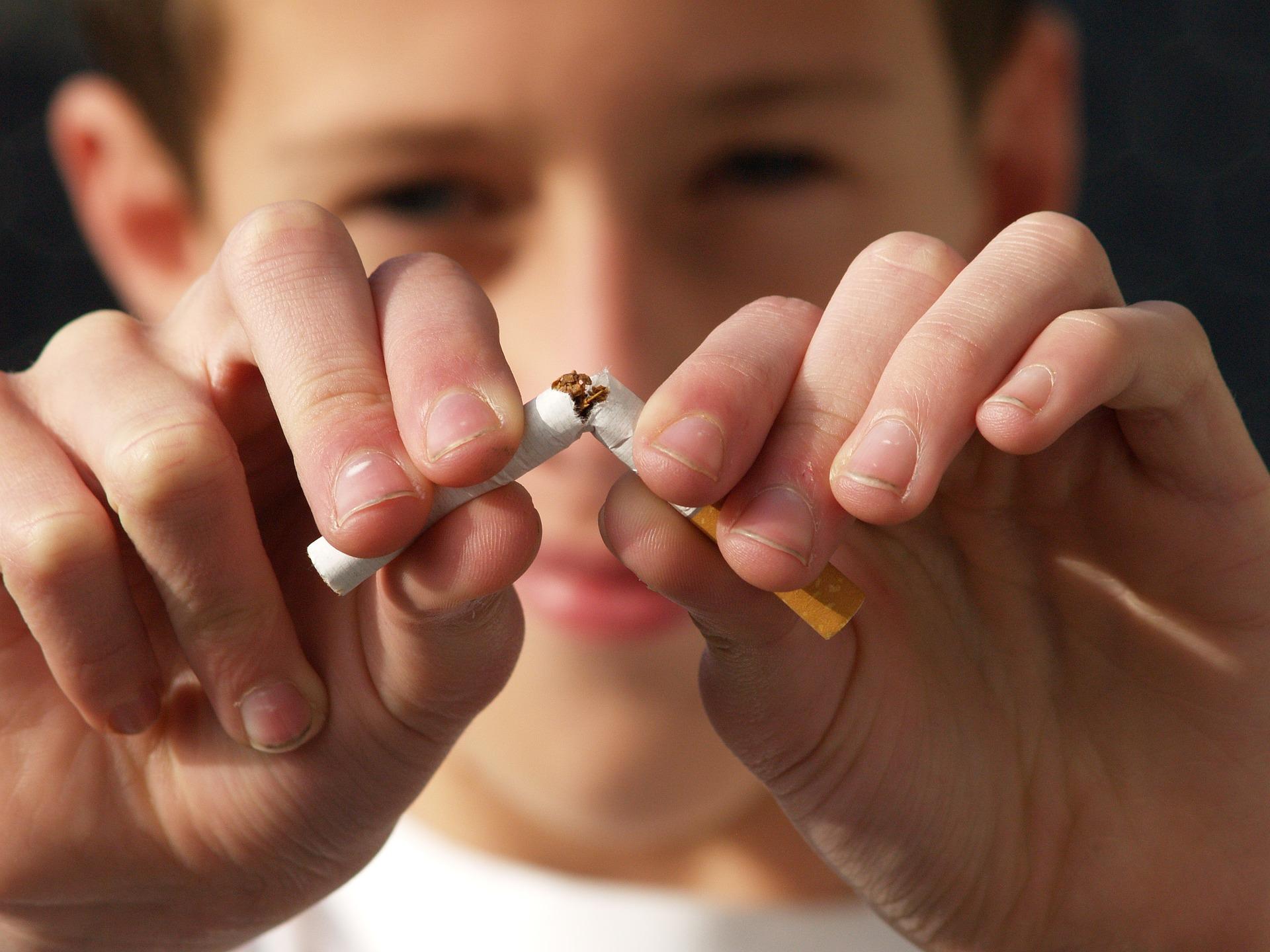 arrêter de fumer