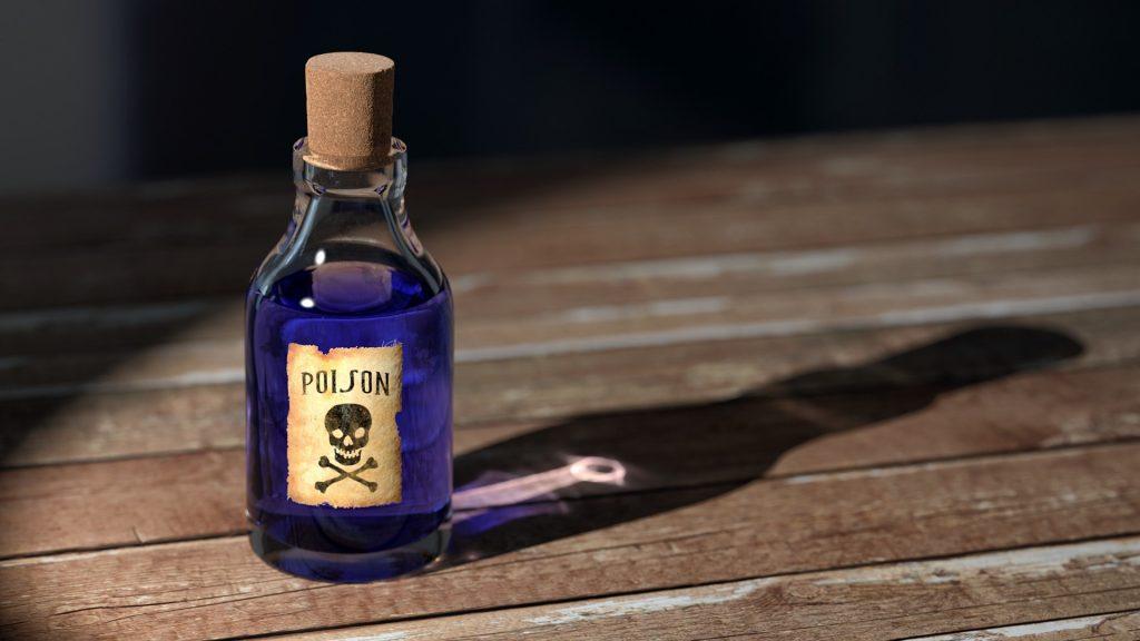 poisons dans le tabac